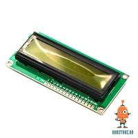 LCD 1602 – Зеленый