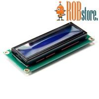 LCD 1602 – Синий