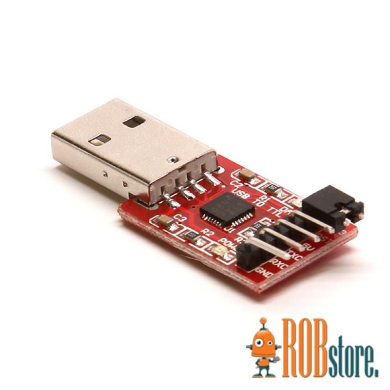 USB to UART Bridge - FT232RL - COM-00650