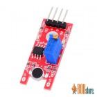 Модуль датчика звука (малый)