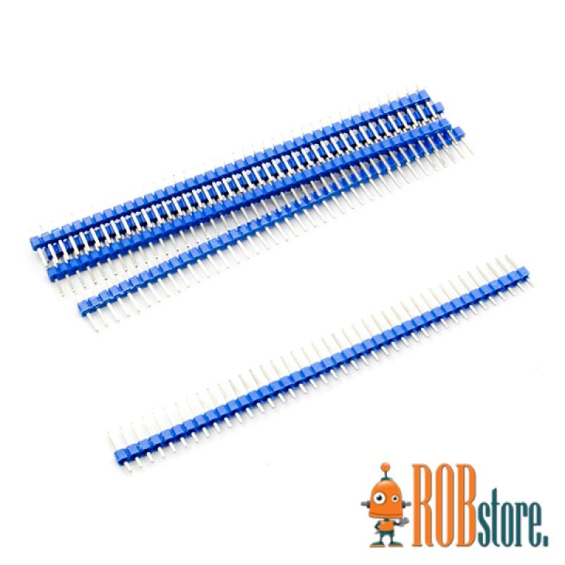 Синий штыревой соединитель 40pin, 1 Шт.