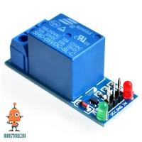 Реле модуль для Arduino. 1 - канал 5В.