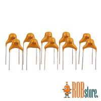 Конденсаторы керамические на 100 нФ (10 шт.)
