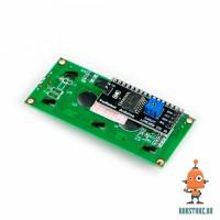 Модуль LCD I2C