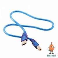 Провод USB AB 30см