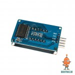 LED индикатор c ISP интерфейсом