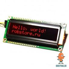 LCD 1602 ЧО