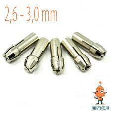 Цанговый патрон для гравера 3,0 мм