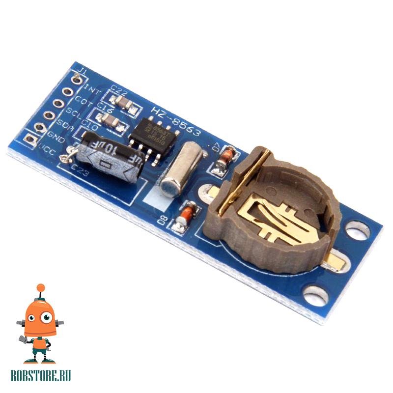 Модуль часы реального времени PCF8563