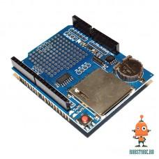 Arduino Дата-логгер шилд XD-204