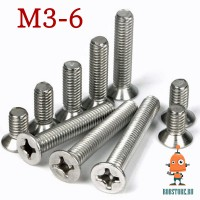 Болт М3-6мм