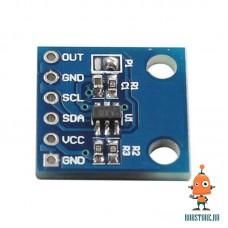 ЦАП модуль MCP4725
