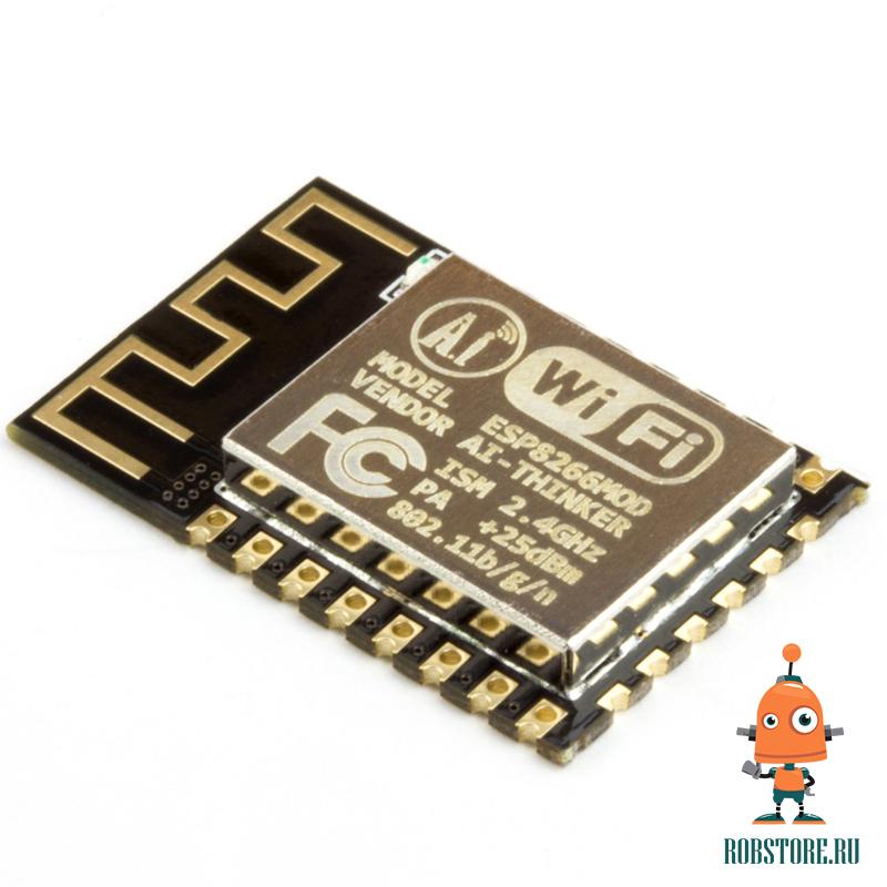 Wi-Fi модуль ESP8266 ESP-12E