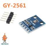 Датчик освещенности GY-2561 TSL2561