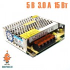 S-15-5 блок питания 5V3A15W