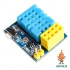 ESP8266 климатический модуль