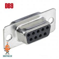 DB-9F, гнездо