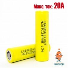 Аккумулятор Li-Ion 3,7V 2500mAh - LG