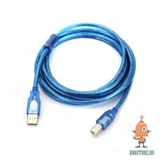 Провод USB AB 5м