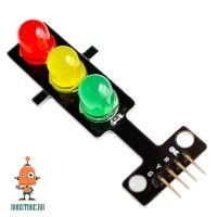 Модуль LED светофор
