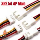 """Провод XH2.54mm """"папа"""" 20см 4P"""