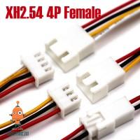 """Провод XH2.54mm """"мама"""" 20см 4P"""