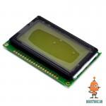 Графический дисплей WG12864 зеленый