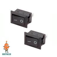 Выключатель ВКЛ/ВЫКЛ XL601-11 Черный