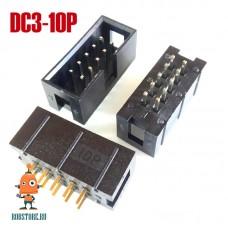 Разъём DC3-10P 10pin