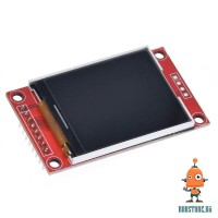 Дисплей 128X160 TFT SPI 1.8″