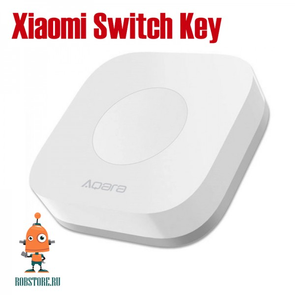 Кнопка Xiaomi Aqara Smart Wireless Switch Key