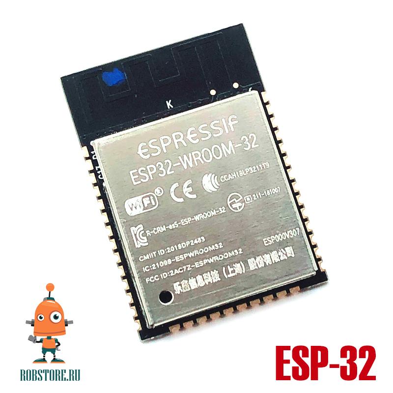ESP32-WROOM-32 [4MB]