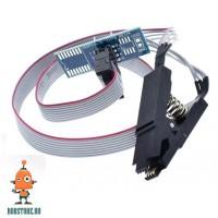 Адаптер прищепка для CH341A