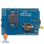 Шилд GPRS/GSM SIM900 с антенной