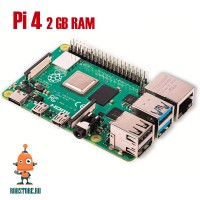 Raspberry Pi 4 model B 2G