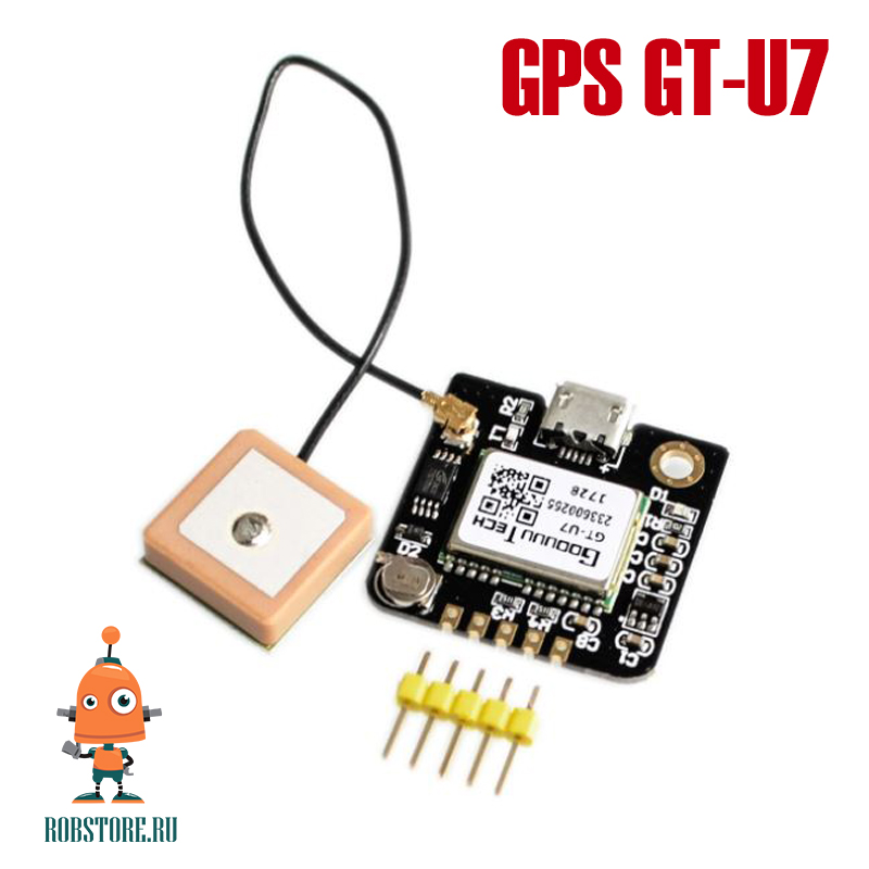 GPS GT-U7