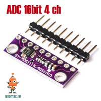 Модуль АЦП 16Bit 4 канала