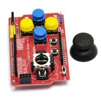 Arduino джойстик шилд