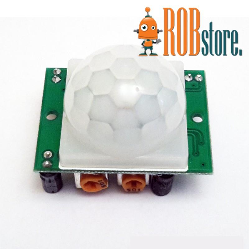 Инфракрасный датчик движения HC-SR501