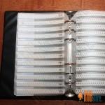 Набор SMD резисторов и конденсаторов 0805 1%
