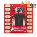 Модуль драйвер TB6612FNG