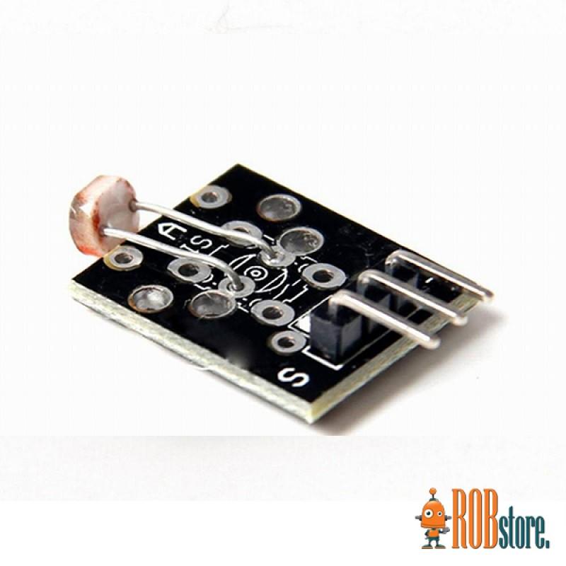 Модуль фоторезистора