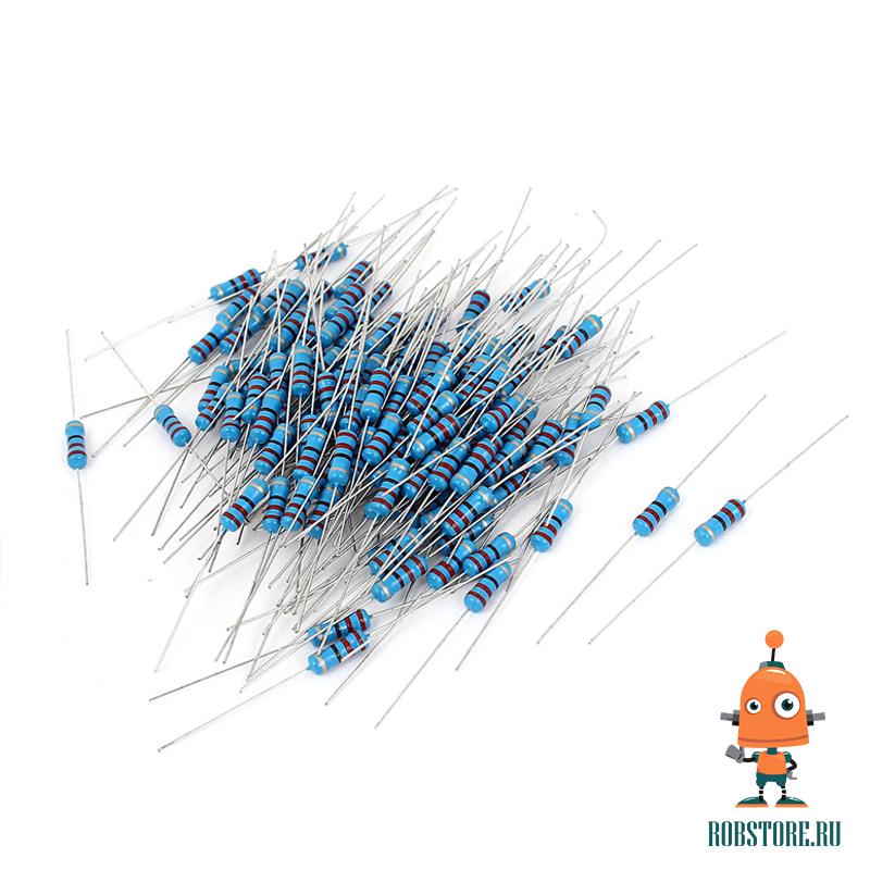 Резисторы 1 КОм 0,25 Вт (10 шт.)