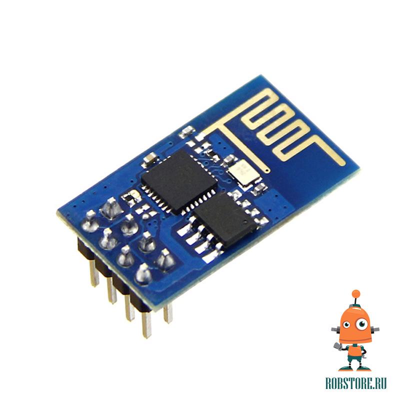 Wi-Fi модуль ESP8266 ESP-01