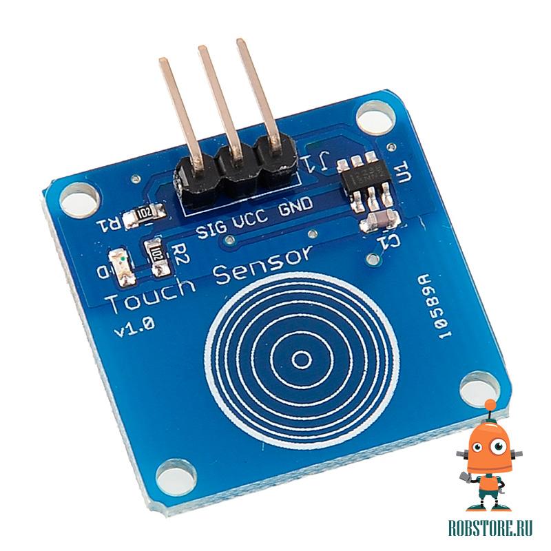 Датчик сенсорная кнопка