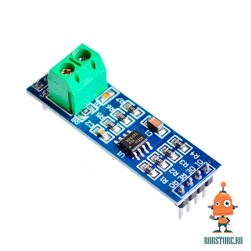 Конвертер RS-485 - UART TTL