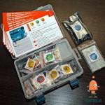 Учебный набор  от robstore.ru. Arduino СТАРТS.