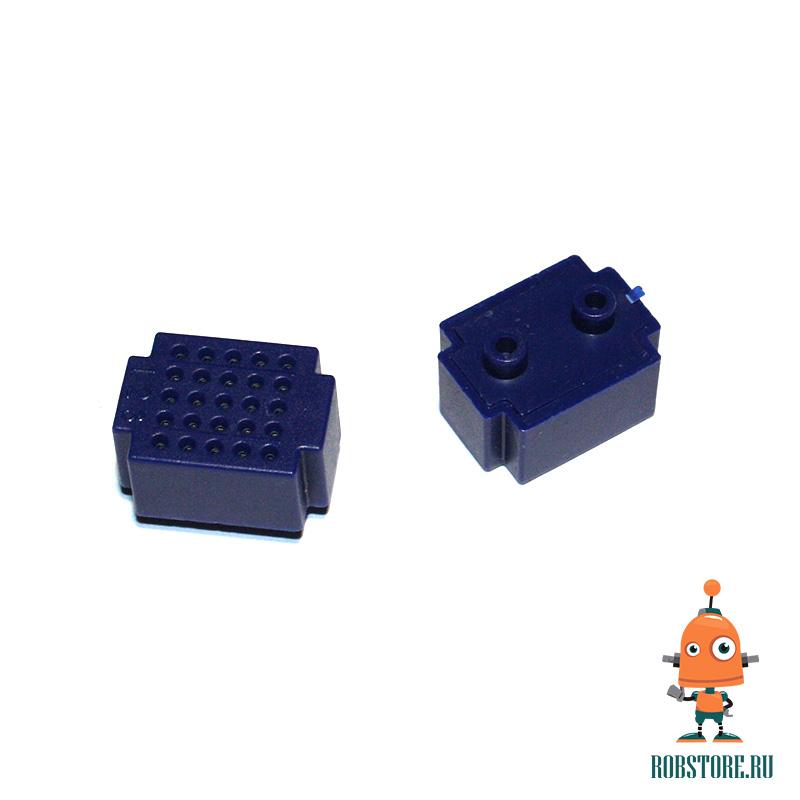 Макетная плата на 25 точек (синяя)