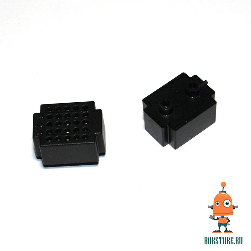 Макетная плата на 25 точек (чёрная)