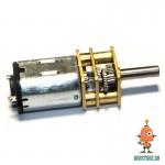 Мотор редуктор GA12YN20-100 (6V150RPM)